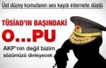 """Korg.Yaşar Cihansız ses kaydı """"Bu komutanlar bir boka yaramaz"""""""