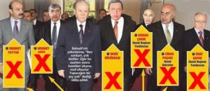 Milliyetçi Seks Partisinden kaseti olan 6 isim daha istifa etti!