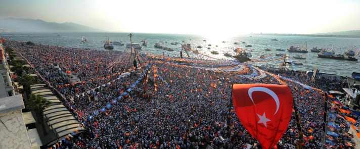 AK Parti İzmir Mitingi