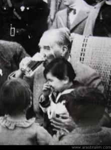 Atatürk oruç tutarmıydı?